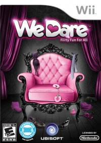 Обложка We Dare