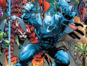Финал Monsters Unleashed: Супергерои победили, монстры проиграли. Ура?