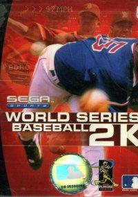 Обложка World Series Baseball 2K1