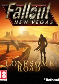 Обложка Fallout: New Vegas - Lonesome Road