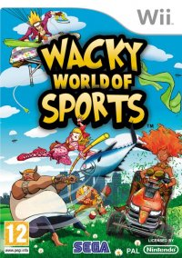 Обложка Wacky World of Sports