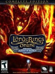 Обложка The Lord of the Rings Online: Mines of Moria