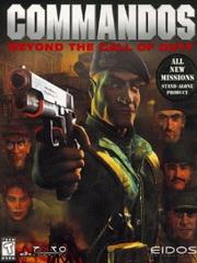 Обложка Commandos: Beyond the Call of Duty