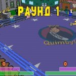 Скриншот The Simpsons Wrestling – Изображение 2