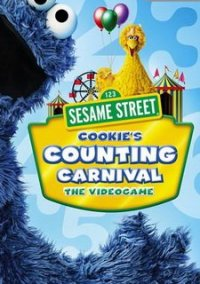 Обложка Sesame Street: Cookie's Counting Carnival