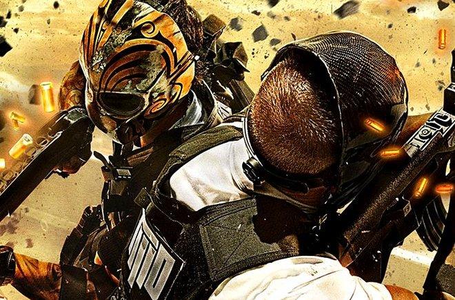 Army of Two: The Devil's Cartel - впечатления с EA Showcase и интервью