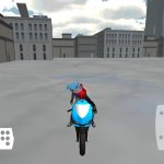 Скриншот Motorbike Driving Simulator 3D – Изображение 7