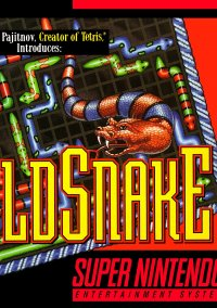 Обложка Wild Snake