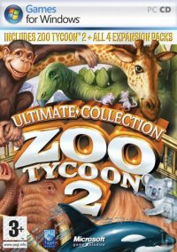 Обложка Zoo Tycoon 2: Ultimate Collection