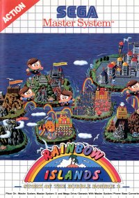 Обложка Rainbow Islands - The Story of Bubble Bobble 2