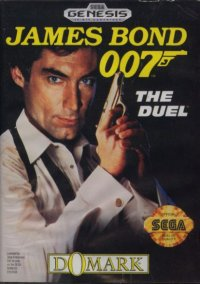 Обложка James Bond 007 - The Duel