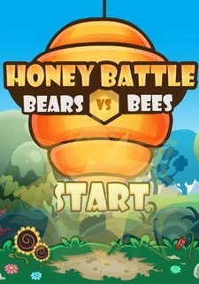 Bees vs Bear