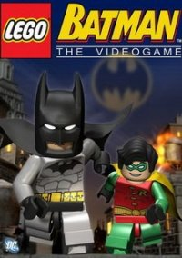 Обложка LEGO Batman: The Videogame