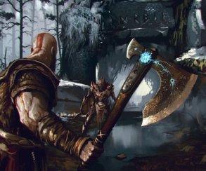 God of War на E3 2017. Серия никогда не выглядела так хорошо