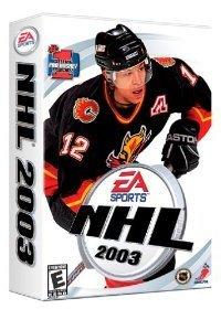 Обложка NHL 2003