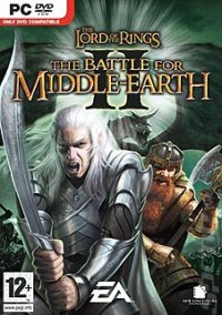 Обложка Lord of the Rings: The Battle for Middle-Earth II