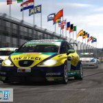 Скриншот WTCC 2010: Expansion Pack for RACE 07 – Изображение 3