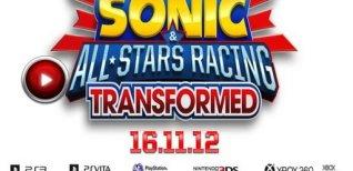 Sonic & All-Stars Racing Transformed. Видео #3