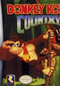 Обложка Donkey Kong Country