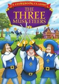 Обложка The Three Musketeers