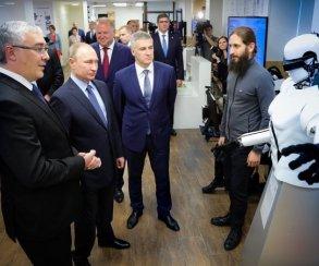 Владимир Путин одобрил образовательную программу «Кибер Россия»
