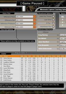 Total Pro Basketball 2005