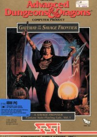 AD&D 1 Gateway to the Savage Frontier – фото обложки игры