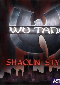 Обложка Wu-Tang Shaolin Style