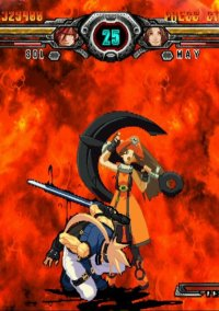Обложка Guilty Gear XX Λ Core Plus