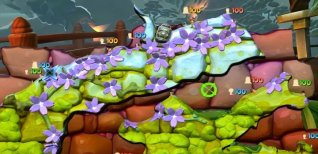 Worms: Clan Wars. Видео #2