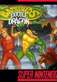 Обложка Battletoads & Double Dragon