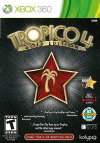 Обложка Tropico 4: Gold Edition