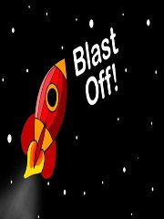 Обложка Blast Off