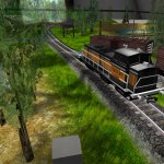 Скриншот Rail Runner 3D – Изображение 5