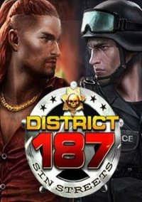 Обложка District 187: Sin Streets