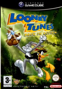 Обложка Looney Tunes: Back in Action