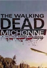Обложка The Walking Dead: Michonne