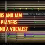 Скриншот BandFuse: Rock Legends – Изображение 6