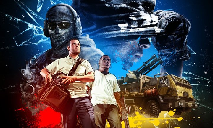 Канобувости. Call of Duty: Ghosts, Grand Theft Auto V, Command and Conquer (171-й выпуск)