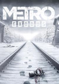 Metro: Exodus – фото обложки игры