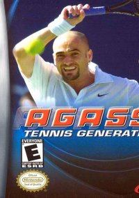 Обложка Agassi Tennis Generation