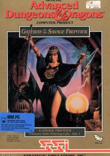 AD&D 1 Gateway to the Savage Frontier