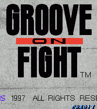 Обложка Groove on Fight