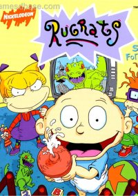 Обложка Rugrats: The Search For Reptar