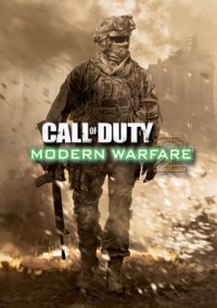 Обложка Call of Duty: Modern Warfare 2