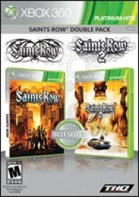 Обложка Saints Row Double Pack
