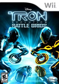 Обложка TRON: Evolution - Battle Grids