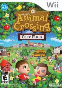 Обложка Animal Crossing: City Folk