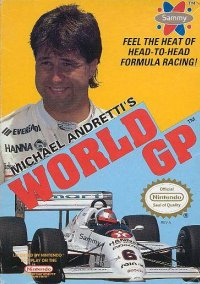 Обложка Michael Andretti's World GP