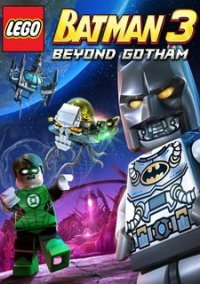 Обложка LEGO Batman 3: Beyond Gotham